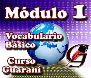Vocabulario básico de lengua guaraní