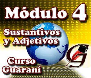 Módulo 4 - Sustantivos y Adjetivos - Curso de Guaraní