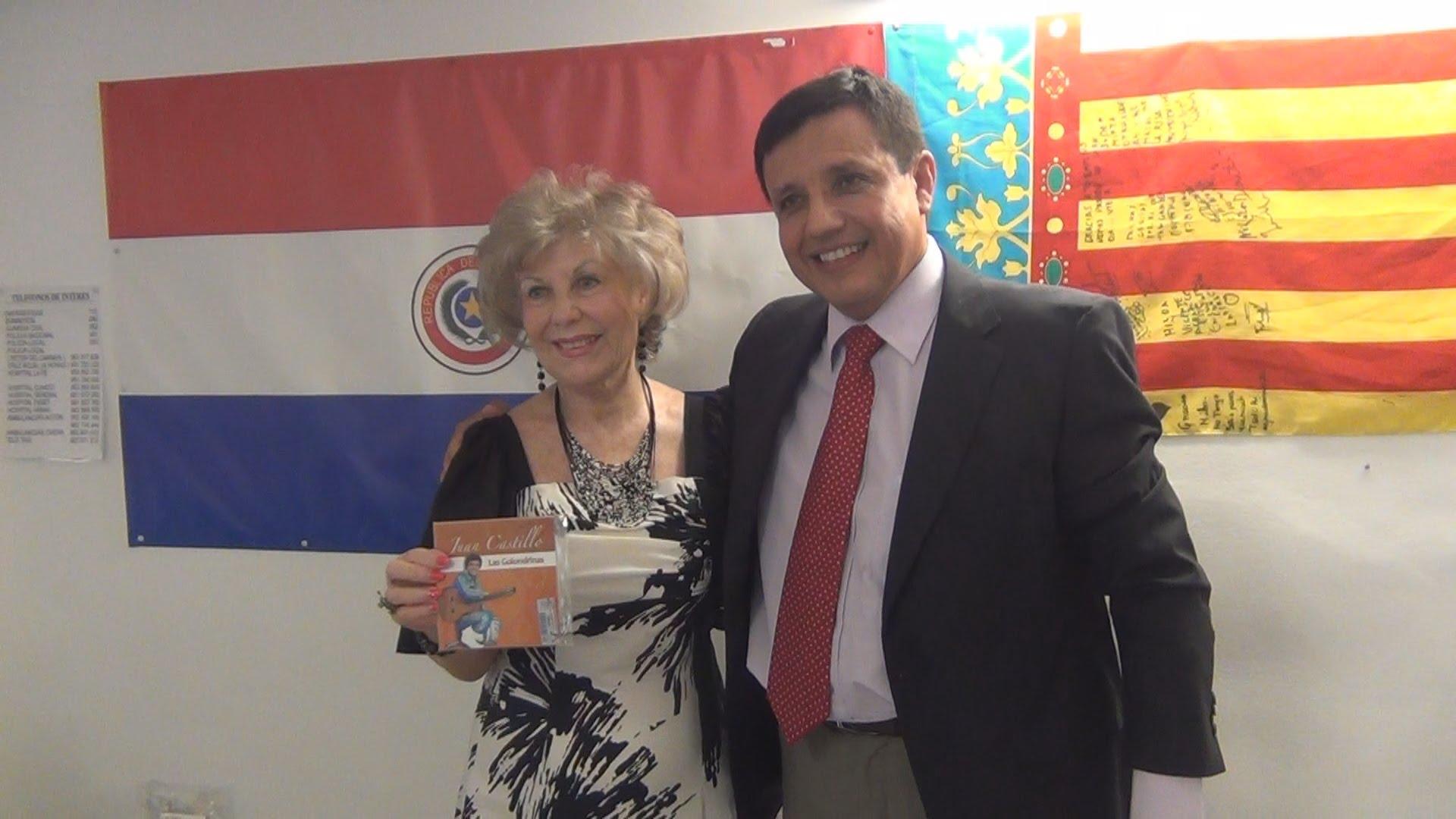 Paraguay tiene una amiga dilecta en Valencia, España
