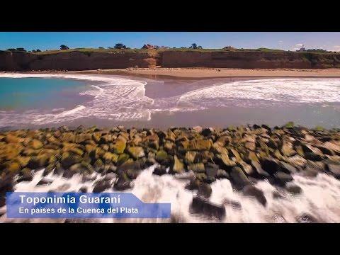 Toponimia guaraní en países que integran la Cuenca del Plata