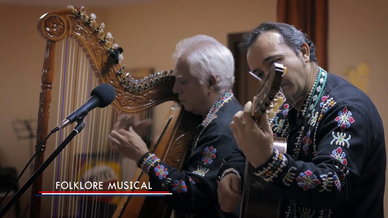 Folklore musical e Invitación para la 6ª edición de Arte y Cultura Paraguay-España