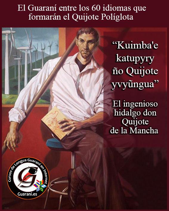 Don Quijote en Lengua Guaraní