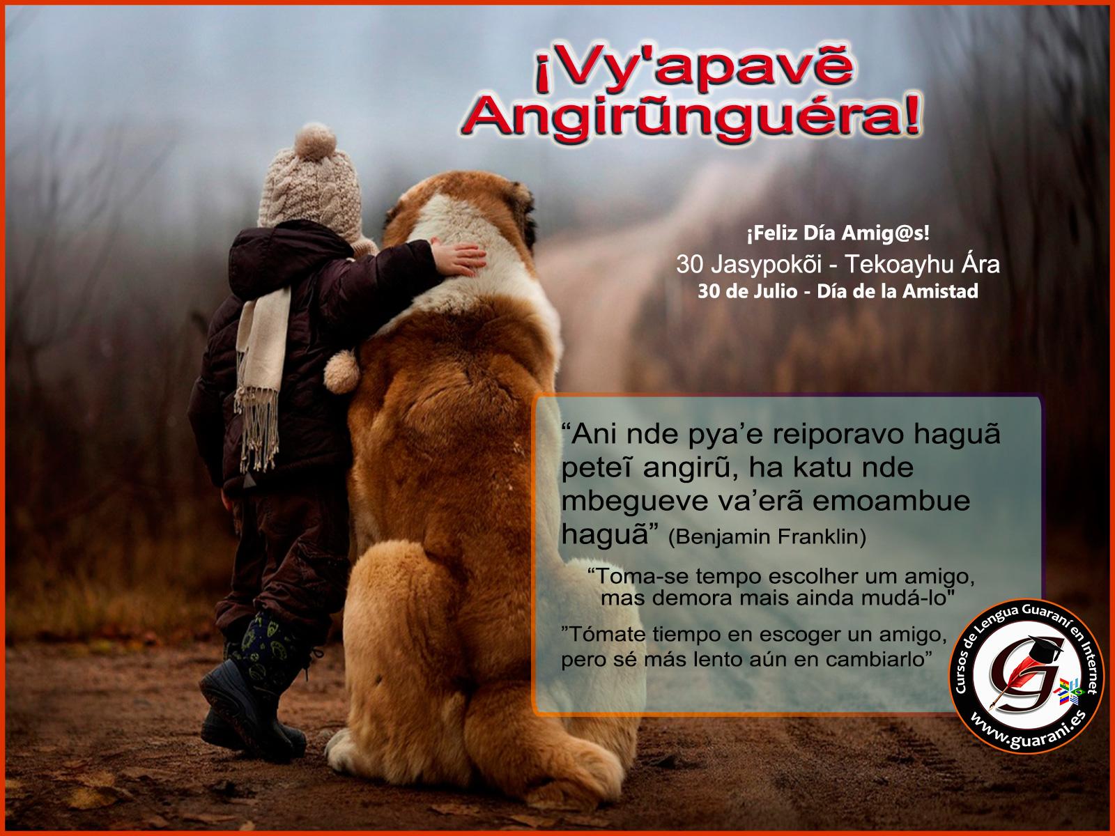Ejemplo De Tarjeta De Invitacion En Guarani