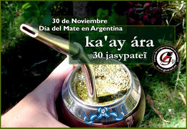 Día de Mate en Argentina