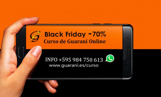 Black Friday Curso Guaraní