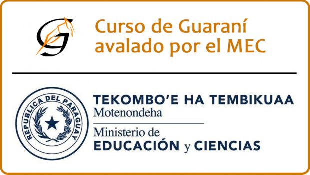 curso guarani avalado mec bordeado