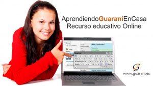 recurso educativo online aprendiendo en casa PROMOCION 1
