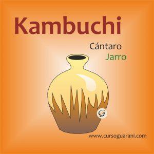 Kambuchi - Cántaro