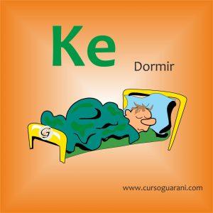Ke - Dormir