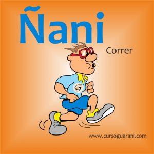 Ñani - Correr - Palabra del Día