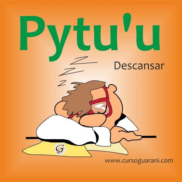 Pytu'u - Descansar - Palabra del Día